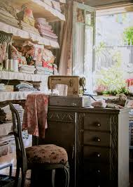 sewing room this is much better organization mine looks like a