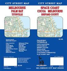map melbourne fl cocoa melbourne brevard county space coast florida