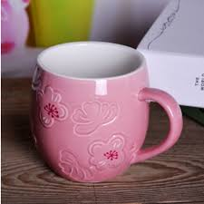 Coffee Mugs Wholesale Online Get Cheap Pink Coffee Mugs Aliexpress Com Alibaba Group
