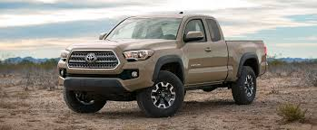 toyota u0027s odd beige continues with 2016 tacoma trd bestride
