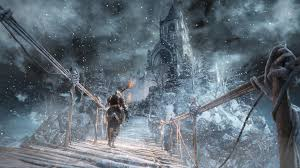 dark souls 3 ashes of ariandel how to access the dlc area