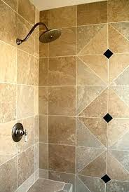bathroom shower stall designs tiled shower stalls flowersarelovely