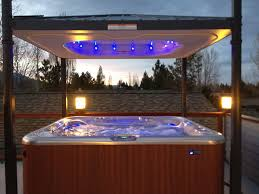 tub led lights led light kit is offered as an option for the unit the led lights