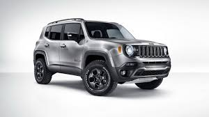 2015 Jeep Renegade Hard Steel Showcar Review Top Speed