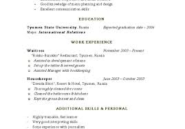 easy resume format resume why this is an excellent resume 11 amazing simple resume