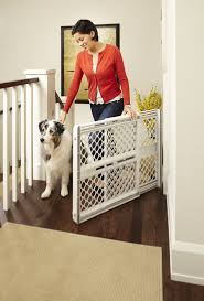 Child Proof Gates For Stairs Amazon Com Ergo Pressure Or Hardware Mount Plastic Gate Ivory