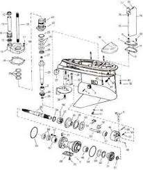 omc parts drawings outdrive repair help videos