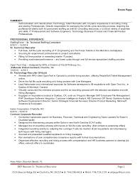Technical Recruiter Sample Resume by Endre Papp Resume