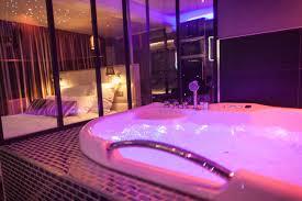 chambre avec spa privatif normandie chambre romantique avec idées design privatif