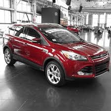 Ford Escape Yellow - 2013 ford escape first drive tech and cargo space galore
