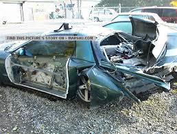 pontiac firebird car crash story and pictures hit an oak tree at