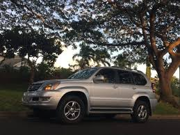 lexus gx sport package my hawaiian gx barely build ih8mud forum