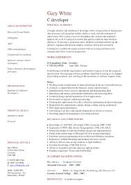 Technical Architect Sample Resume by Cv Resume Samples