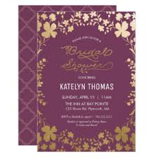 cheap bridal shower invitations inexpensive bridal shower invitations announcements zazzle