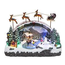 shop holiday living christmas at noni u0027s house animatronic lighted