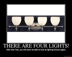 four lights there are four lights by astro491 on deviantart