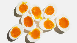 these soft boiled eggs are the most consistent thing in my life