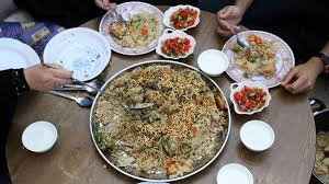 photos palestinians appetite for traditional food al