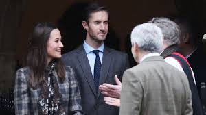 pippa middleton has massive glass marquee installed at family home