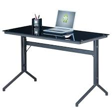 Small Metal Computer Desk Glass And Metal Desk Z Line Computer Desk And Bookcase Black Metal
