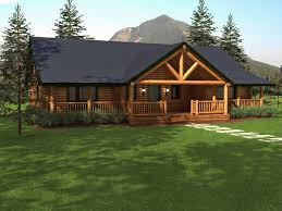 one story log cabin floor plans sensational ideas 1 story log home floor plans 11 17 best images