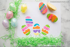 kids easter eggs easter paper plate basket the best ideas for kids