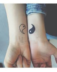 yin yang uploaded by chubby bami on we heart it