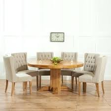 solid oak round dining table 6 chairs round oak dining table solid oak extending dining table and 6