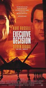 bureau v駻itas certification executive decision 1996 imdb