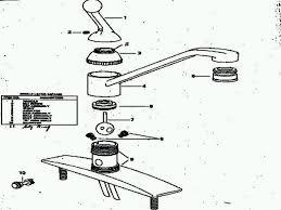 fixing a leaky kitchen faucet kitchen delta shower faucet repair beautiful delta single handle