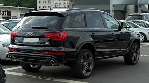 Audi Q7 Suv - the audi q7 suv number 4 trini car reviews