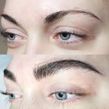 Semi Permanent Tattoo Eyebrows Highbrow Eyebrows Q U0026a With Cosmetic Tattoo Artist Shaughnessy Keely