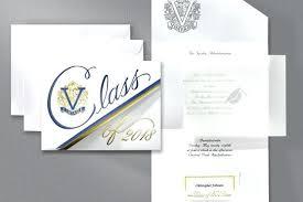 graduation ceremony invitation formal graduation invitations 6815 plus announcement how to guide