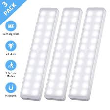 battery operated led lights for kitchen cabinets led closet light 24 led motion activated cabinet lights rechargeable battery operated lighting wireless motion sensor light stick