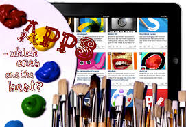 the best ipad apps for drawing painting u0026 art education