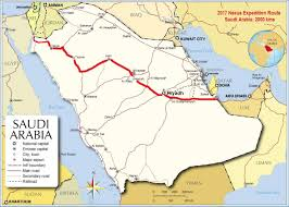 Sinai Peninsula On World Map by Nexus Expedition