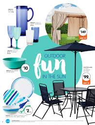 Aldi Garden Furniture Big W Outdoor Specials Catalogue 14 20 Jan 2016