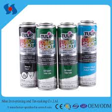 Fabric Color Spray Paint 4 Color Spray Paint Can Aerosol Tin Can Manufacturer In China Buy