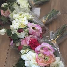 Faux Flowers Diy Artificial Faux Flower Mothers Day Bouquet