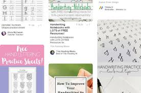 10 unique ways to practice your handwriting when you it