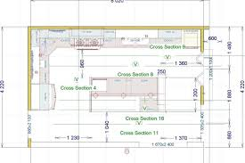 kitchen island floor plans cabinet kitchen design plans with island kitchen design layouts