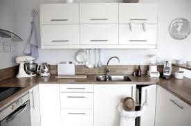 changer les portes des meubles de cuisine blanc gourmand