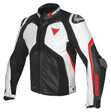 motorcycle riding leathers dainese super rider leather jacket cycle gear