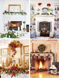 Christmas Decorating Ideas For The Home Ideas Adorable Christmas Mantel Decorating Ideas For The