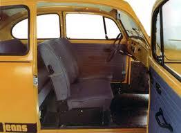 Vw Beetle Classic Interior Volkswagen Special Editions