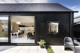small house in house in zealand designed by colab arquitectura