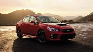sti subaru red 2018 subaru wrx review top speed