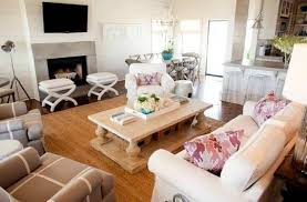 decorating odd shaped living rooms with fireplace and lcd tv and
