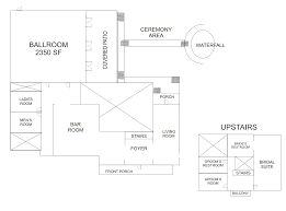 Floor Plan For Wedding Reception by Atlanta Garden Wedding Venues Magic Moments Wedding Venues