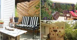 Garden Privacy Ideas Diy Garden Privacy Ideas3 Balcony Garden Web